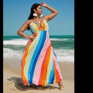 Plus Size Cami Dress